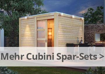 Cubini Gartenhaus