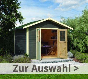 Gartenhäuser unter 1000 €