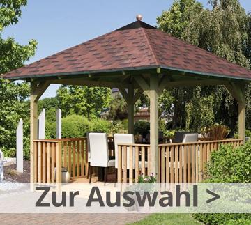 Holz Pavillon