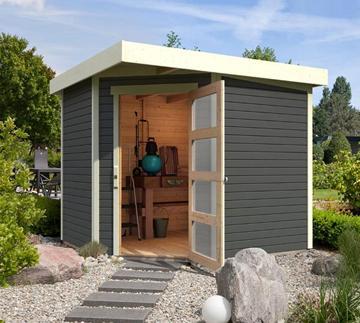 5 Eck Gartenhäuser