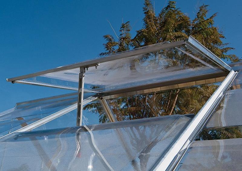 Tepro Entlüftungs - Set für Gewächshaus (Dachfenster)