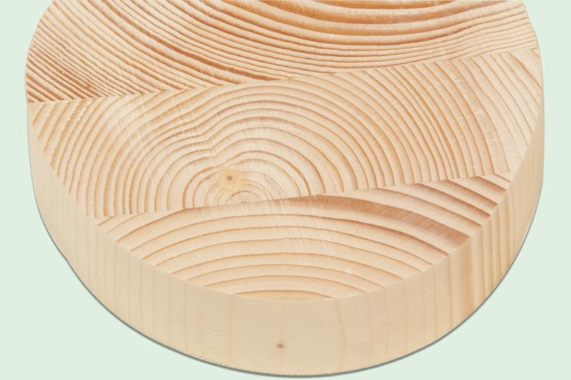Wolff Finnhaus GartenHolz Gartenpavillon aus Holz Kreta 6: Satz Bänke