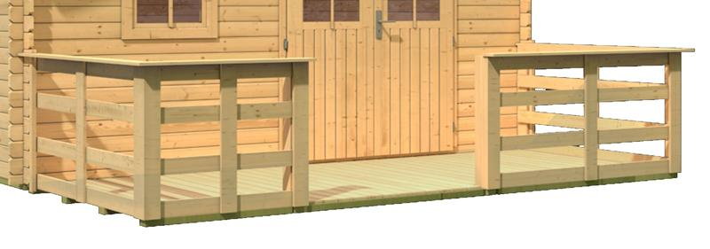 Terrasse für  Hardenberg 1
