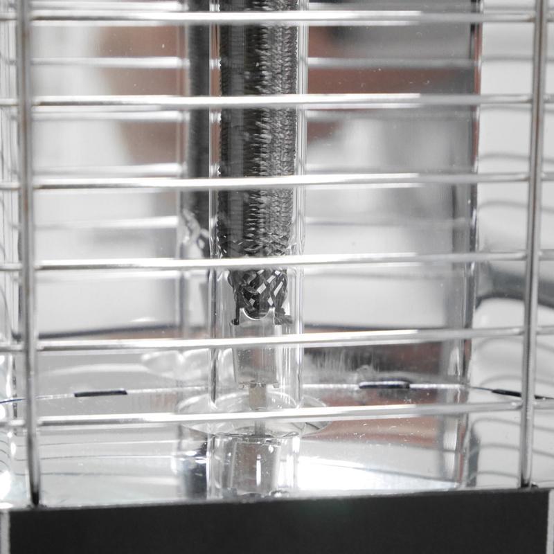 infrarotstrahler ausenbereich, vasner infrarot heizstrahler teras 25 - terrassenstrahler, Design ideen