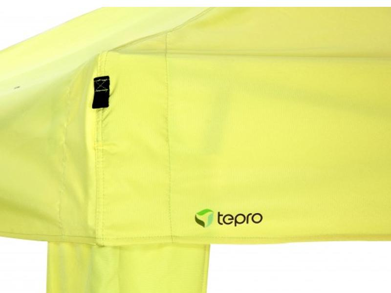 Tepro falt pavillon aruba lemon for Tepro carport
