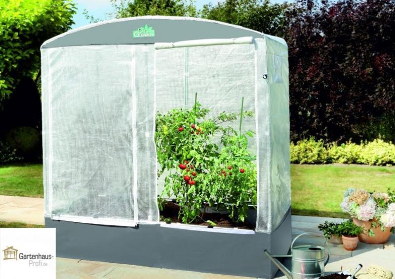 BioGreen Foliengewächshaus Patioflora 220 x 200 x 100 cm HxBxT