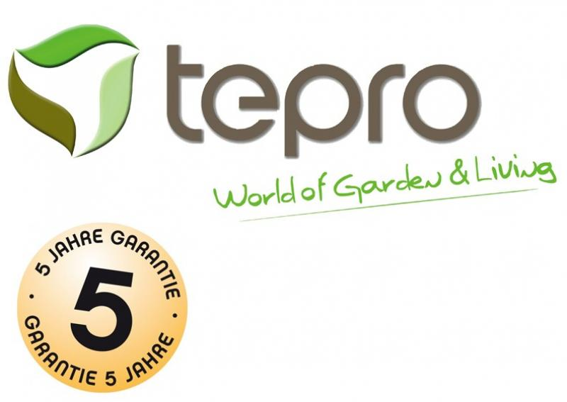 Tepro Gewächshaus Snap & Grow 8x12