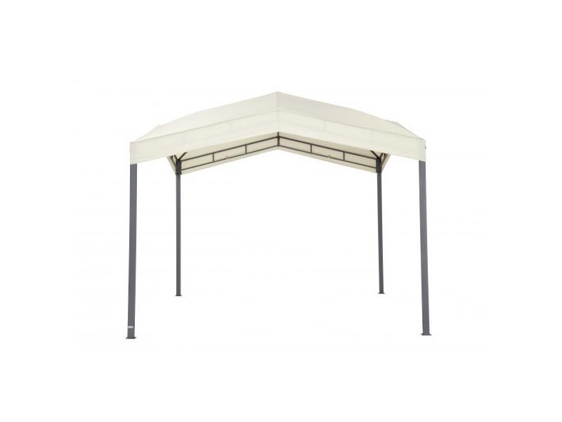 tepro metall garten pavillon marabo beige. Black Bedroom Furniture Sets. Home Design Ideas