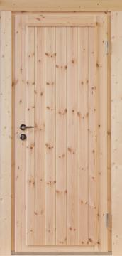 Wolff-Finnhaus Holz-Gartenhaus-Einzel-Tür Erik XL (extra hohe Türe) 58
