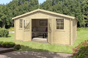 Gartenhaus Mit Fußboden 28mm ~ Holz gartenhaus günstig kaufen: gartenhaus sale bis 30%