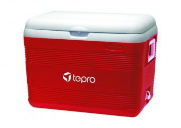 Tepro Kühlbox 46 - rot