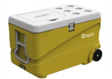 Tepro Kühlbox Premium 80 gelb