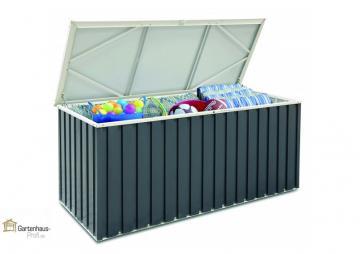 Tepro Metall Aufbewahrungsbox Gerätebox 170x70 - anthrazit-weiß