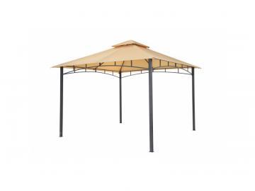 """Tepro Metall Garten Pavillon """"Waya"""" sand"""