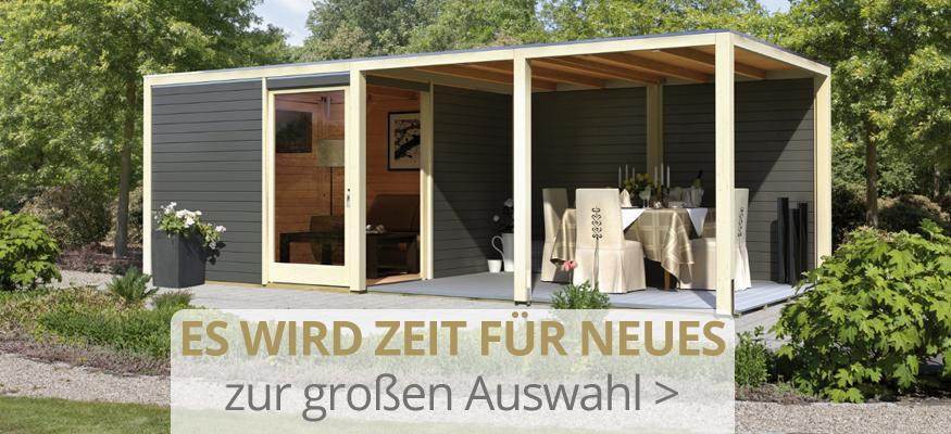 holz gartenhaus g nstig kaufen gartenhaus sale bis 5. Black Bedroom Furniture Sets. Home Design Ideas