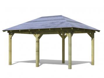 holz pavillon preisvergleiche erfahrungsberichte und kauf bei nextag. Black Bedroom Furniture Sets. Home Design Ideas