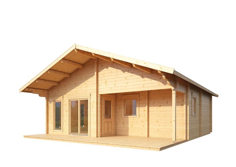 wolff finnhaus gartenhaus 70mm blockbohlenhaus odenwald 70. Black Bedroom Furniture Sets. Home Design Ideas