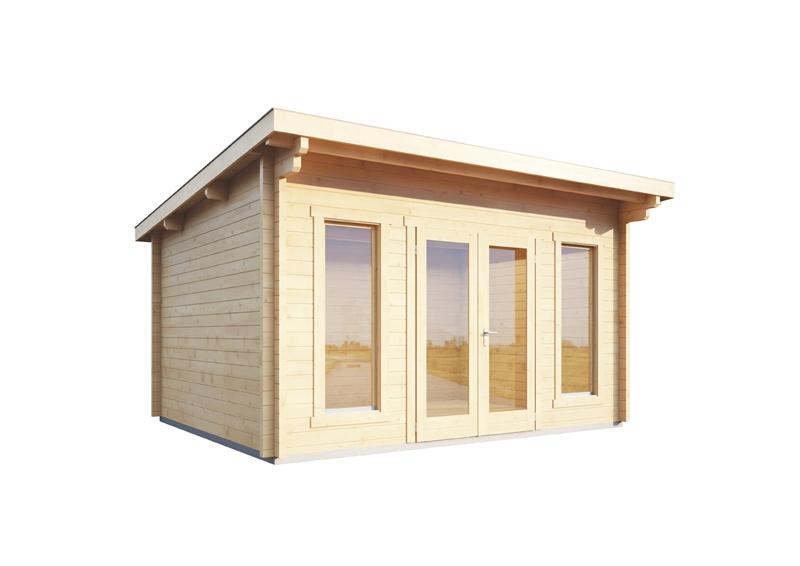 gartenhaus holz flachdach gartenhaus mm xena xm gertehaus. Black Bedroom Furniture Sets. Home Design Ideas
