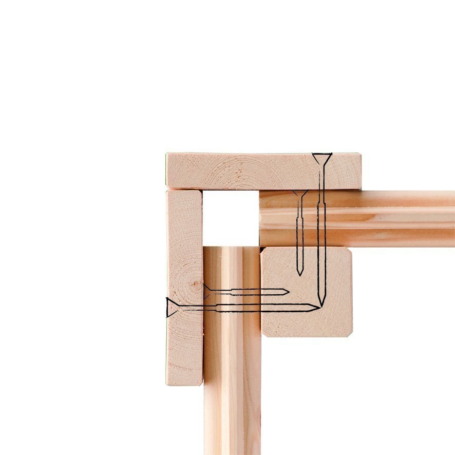 karibu gartenhaus gartenhaus gr nelo stufendach 28 mm system terragrau. Black Bedroom Furniture Sets. Home Design Ideas