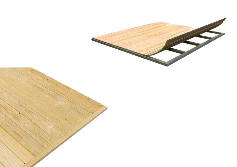 Spanplatten Für Fußboden : karibu fu boden f r anbaukombination 19mm sockelma 2 ~ Michelbontemps.com Haus und Dekorationen