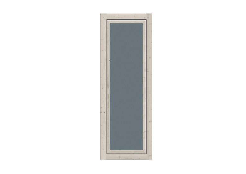karibu gartenhausfenster dreh kipptechnik l nglich f r 28 mm wandst rke natur. Black Bedroom Furniture Sets. Home Design Ideas