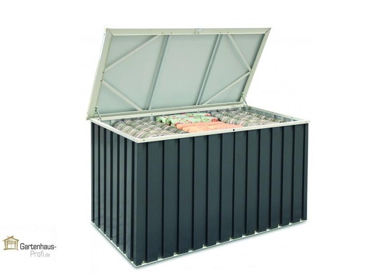tepro metall aufbewahrungsbox 135x70 anthrazit wei. Black Bedroom Furniture Sets. Home Design Ideas
