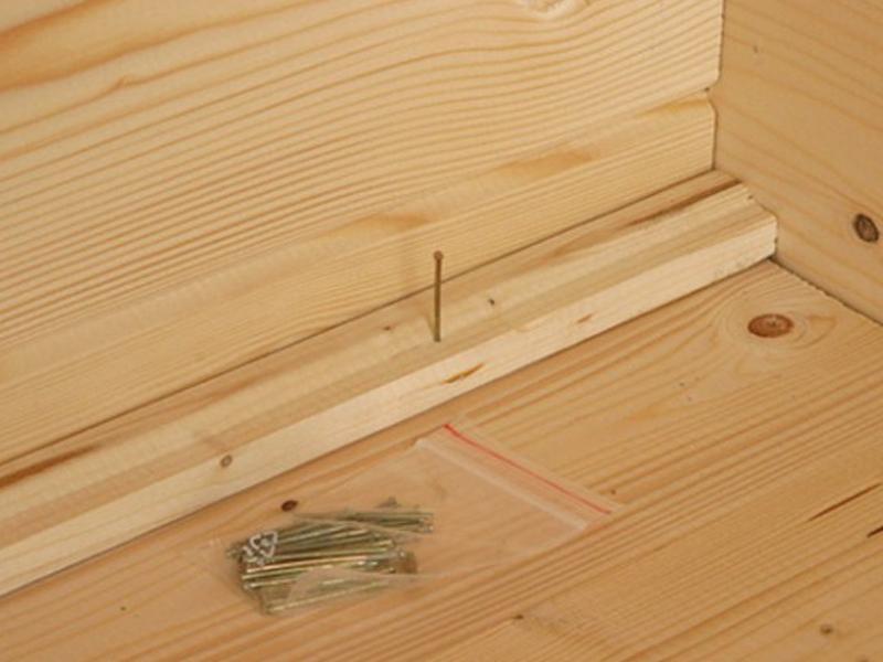 Fußboden Gartenhaus Holz ~ Wolff finnhaus gartenhaus lyon b inkl fbwandmaße b t in cm