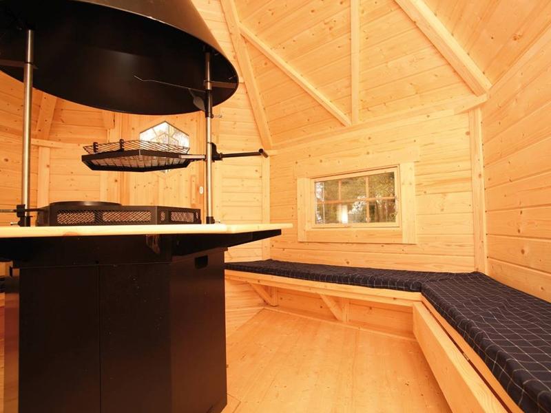 wolff finnhaus grillkota 9 de luxe ds schwarz bohlenma e. Black Bedroom Furniture Sets. Home Design Ideas