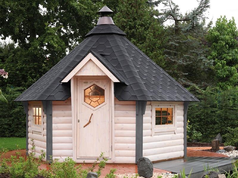 wolff finnhaus grillkota 9 de luxe ds gr n bohlenma e 380 x 330 cm. Black Bedroom Furniture Sets. Home Design Ideas