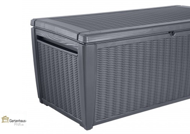 tepro kunststoff aufbewahrungsbox sumatra box 511 liter. Black Bedroom Furniture Sets. Home Design Ideas