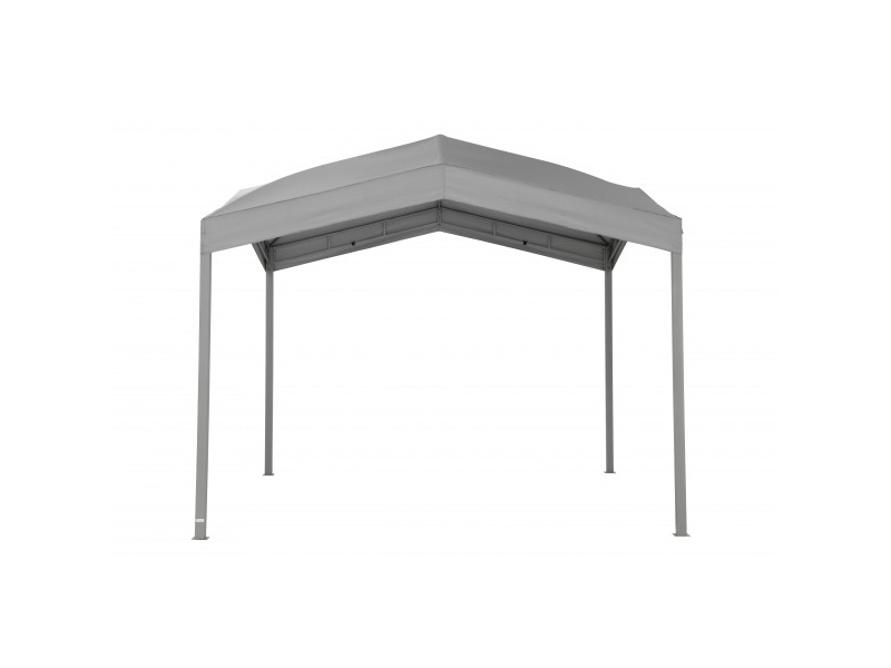 tepro metall garten pavillon marabo grau. Black Bedroom Furniture Sets. Home Design Ideas