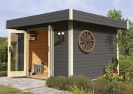 Karibu Gartenhaus Multi Cube 1