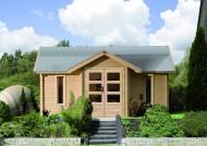 Karibu Gartenhaus Nordland