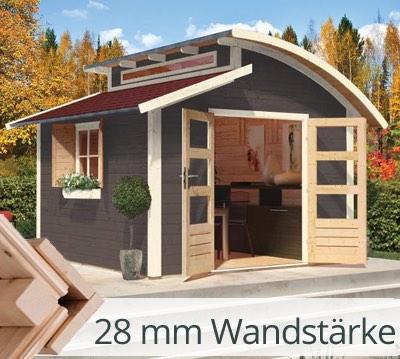 gartenhaus halbrund dachisolierung. Black Bedroom Furniture Sets. Home Design Ideas