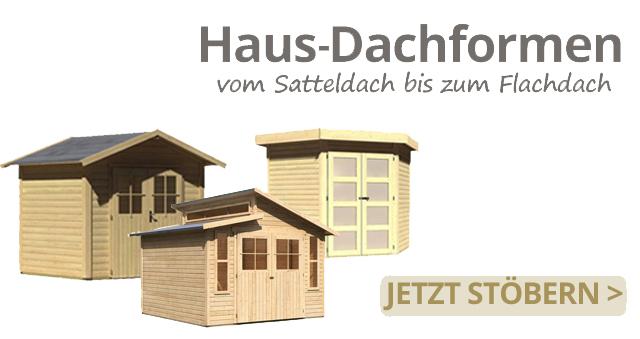 Holz Gartenhaus günstig kaufen: GARTENHAUS SALE bis -30%