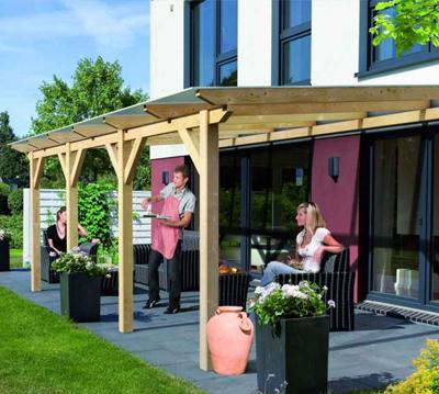 gartenhaus kaufen: großer gartenhaus abverkauf: holz-gartenhaus, Hause deko